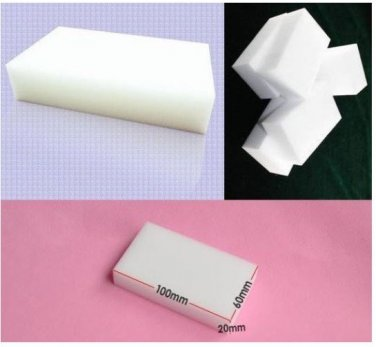 50 x Magic Sponge Eraser Melamine Cleaner,multi-functional Cleaning