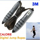 Epacket Digital Jump Rope Counter Timer + calorie meter LCD