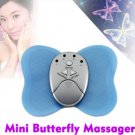 Epacket 2 pcs/lot Mini Losing Weight Slimming Butterfly Massager