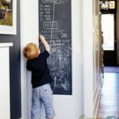 Easy Removable Vinyl Blackboard Decals 45 x 200 cm