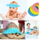 Adjustable Shower cap protect Shampoo for baby health Bathing