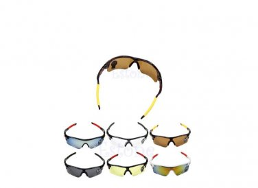 Sport Fishing Driving Cycling Bicycle Bike Sunglasses UV Protection Glasses