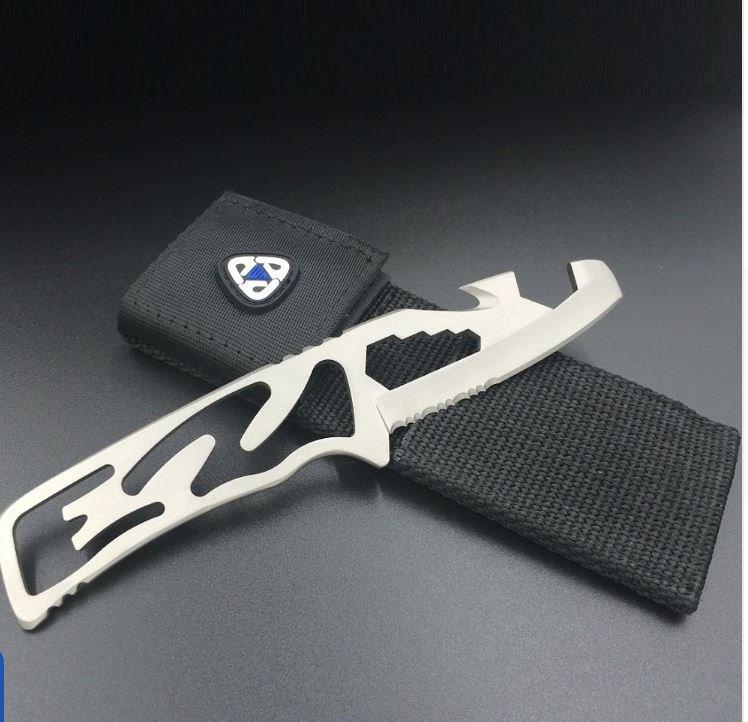 Scuba Diving Knife Corrosion Resistant Titanium Knife