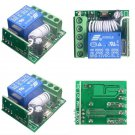 DC12V 10A 1 Channel Receiver Wireless Relay RF 433MHz Remote Control Switch