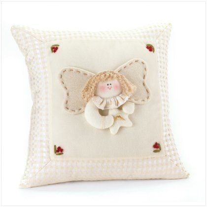 Discount Christmas Shopping: Christmas Angel Plush Pillow
