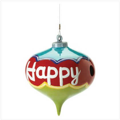 Discount Christmas Shopping: Ornament Birdhouse