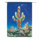 Discount Christmas Shopping: Saguaro Night Light Flag