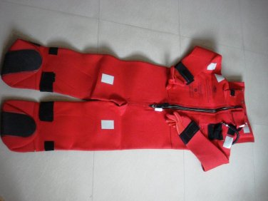 USCG Approval STEARNS Immersion Suit - ADULT UNIVERSAL - 1590 -  EXCELLENT ONE