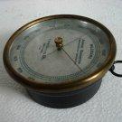 F. DARTON & Co. Ltd. Watford Circa 1920  Aneroid Barometer * No. 1001 * Brass