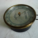 F. DARTON & Co. Ltd. Watford Circa 1920  Aneroid Barometer * No. 1018 * Brass