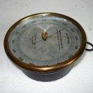 F. DARTON & Co. Ltd. Watford Circa 1920  Aneroid Barometer * No. 1005 * Brass