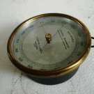F. DARTON & Co. Ltd. Watford Circa 1920  Aneroid Barometer * No. 1029 * Brass