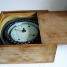 LATEST MODE - C. PLATH Marine SHIP COMPASS with BOX - Type 2060 - GERMANY - 2665