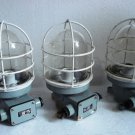 3 pieces SHIP'S  Light / Lamp - SHIP'S 100% ORIGINAL
