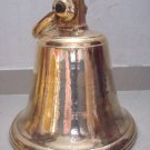 Marine Brass BELL - Weight: 12.1 kilo - Fully Brass Made - Great Sounding