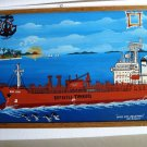Oil PAINTING -from PASSSENGER  Vessel - 100% ORIGINAL (3)