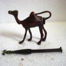 ANTIQUE Style CAMEL Type Padlock - Lock with Key - Brass Made (C)