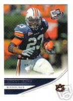 2007 Press Pass Kenny Irons RC #8