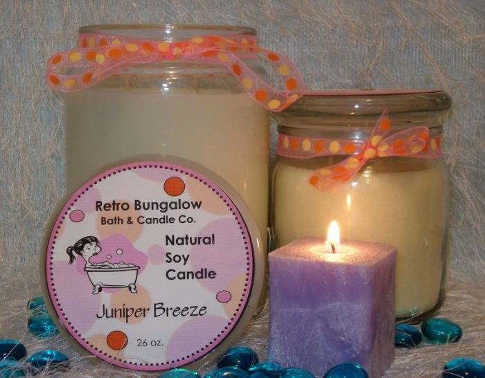 16oz Soy Candle