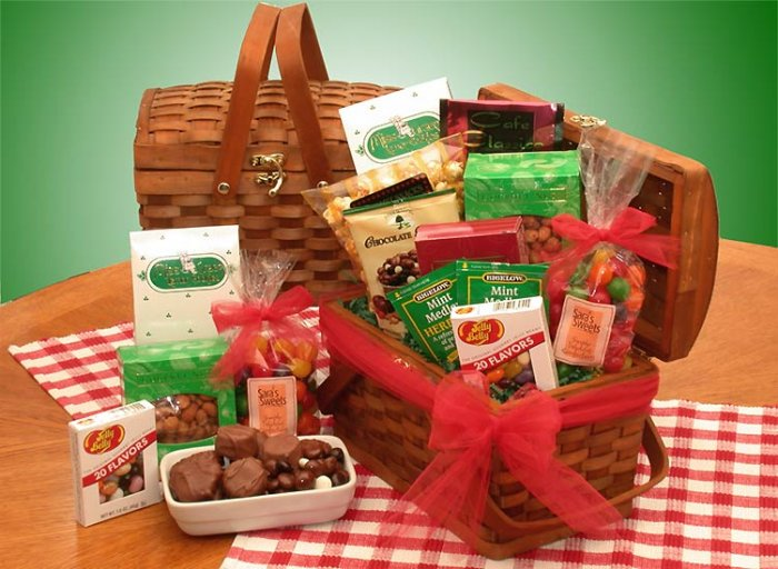 Spring Mini Picnic Hamper