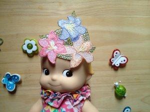 Doll Embellishments Patch DIY Bdoll blythe pullip kewpie 4DesignCraft