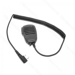 PTT Palm Mic Speaker for Wouxun handheld radio KG-UVD1P KG-UV6D KG-UV2D KG-UV3D KG689 KG699