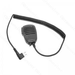Lapel Mic Speaker with earphone jack for Motorola handheld radio SP10 SP21 SP50 XTN446 XTN500