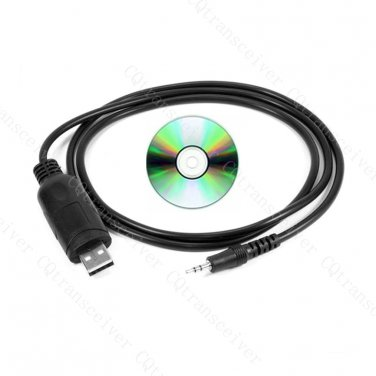 USB Programming Frequency cable Lead for Motorola radio MAG ONE A8 GP300