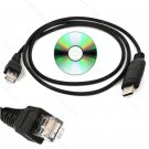 USB port Data Transfer cable for Kenwood CB radio TK-7150 TK-7160 TK-7180 TK-762G TK-780G TK-785