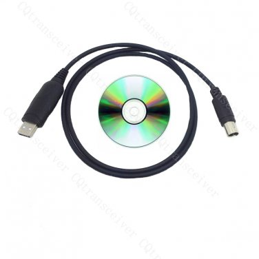 USB Port Program Cable CT-62 for Yaesu two way radio FT100 FT-100 FT100D FT-100D FT817 FT-817
