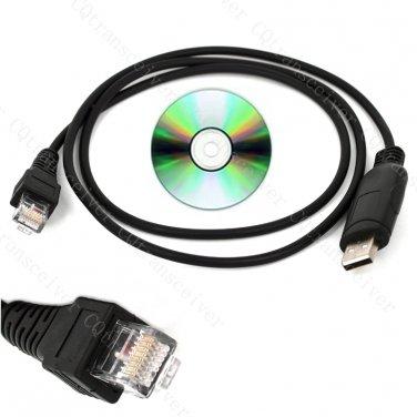 USB Programming Cable KPG-46 for Kenwood TK-980 TK-981 TKR-730 TKR-740 TKR-750 TKR-830 TKR-850