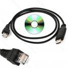 USB Port Frequency Program Lead for Kenwood TK-8150 TK-8160 TK-8180 TK-860 TK-860G
