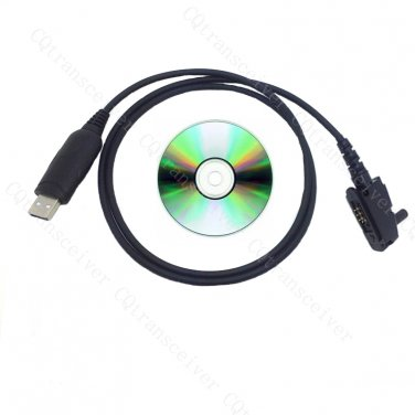 USB Cable Lead OPC-966 for Icom Transceiver IC-F30GS ICF30GT IC-F3061 IC-F3062SN IC-F3062TN