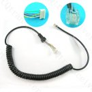 Aftermarket Mic Cable MH-48B6J for Yaesu 8900 7800 Mobile Radio UHF VHF HAM Transceiver Accessory