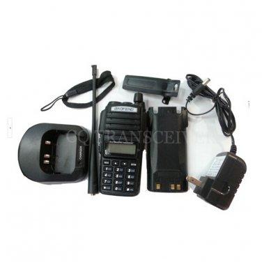 New Lanch Baofeng UV-89 Walkie Talkie Dual display Dual band VHF & UHF Two Way Radio UV89