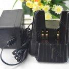 Rapid Desktop Charge Yaesu FNB-V57 FNB-83 FNB-64 Battery Charger VX210 VX400/800 FT60R FT250R FT270