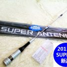 Super Wide Band Top Loaded CB Antenna Frequency Range VHF140-150MHz UHF 425-445MHz