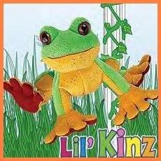 Webkinz LIL KINZ TREEFROG Webkins NEW! CUTE!