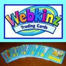 Webkinz Trading Cards FULL SET #1-80 Webkins Base Set