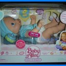 Baby Alive Wets N Wiggles doll~~IT'S A BOY!~~ NEW VHTF NIP ULTRA RARE!!