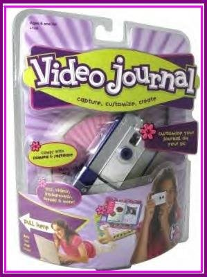 Radica Video Journal for Girls...Wireless handheld device!!! NEW!!