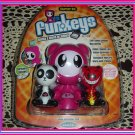 Mattel UB FUNKEYS Radica kit U.B. FUNKEY EXCLUSIVE PINK STARTER PACK w/ LOTUS & DUECE NEW!! RARE!!