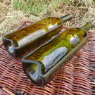 Recycled Wine Bottle Serving Trays SET OF 2