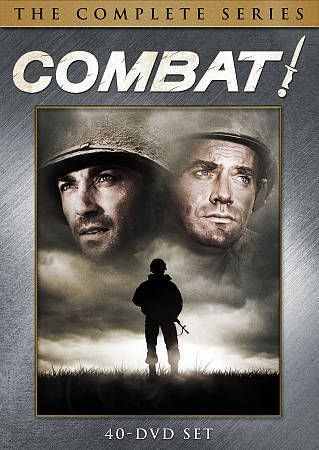 Combat! Complete Series Box Set DVD Seasons 1- 5