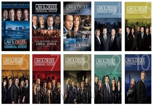 law & order criminal intent season 1 episode 1