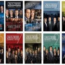Law & Order Criminal Intent Complete Series Seasons 1 - 10 DVD