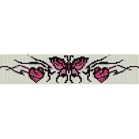 how to use a butterfly loom