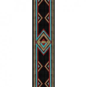 Native American Peyote Beading Patterns http://beadpatternsplus.ecrater.com/p/16298063/native-american-inspired-beading-cuff