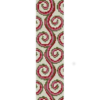 how to make christmas loom bracelets