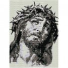 JESUS SUFFERING  - beading PANEL pattern for PEYOTE (buy any 2 patterns - get 3rd FREE)